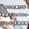 中小企業庁が人材育成プラットフォーム「ビジログ」提供